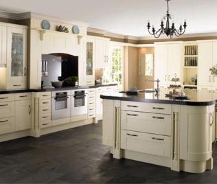 Cream Kitchens From Taunton Kitchen Company Where Each